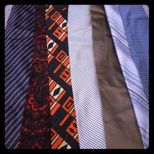 Other - Bundle 7 Mens Ties